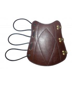 Atilla - Protège bras cuir