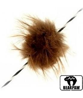 Bearpaw - Silencieux de corde en Castor