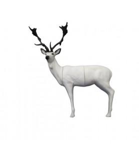 SRT - Cible 3D Daim blanc (Fallow Deer White)